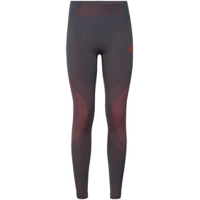 Odlo Suw Performance Warm - Sous-vêtement Femme - gris/rose